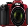 Nikon P510 Coolpix 16 Mega Pixel Digital Camera Red