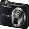 Nikon COOLPIX S230 10.0 Megapixels Digital Camera Black Colour