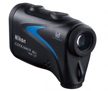 Nikon Coolshot 40i 6x21 Rainproof Laser Rangefinder