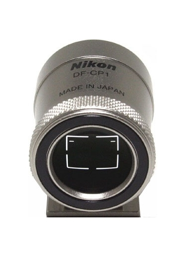 Nikon DF-CP1 Optical Viewfinder For Coolpix A Camera Silver