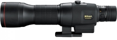 Nikon EDG VR Fieldscope 20-60x85mm Spotting Scope Straight
