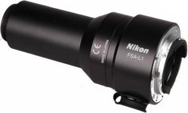 Nikon FSA-L1 Fieldscope Digiscoping Adapter For SLR Camera