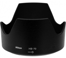 Nikon HB-N107 Lens Hood For 1 Nikkor 32mm F1.2 Lens