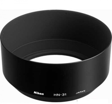 Nikon HN-31 Lens Hood (77mm Screw-In) for 85mm f/1.4 D-AF Lens