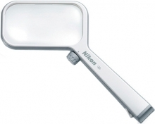 Nikon L1-4D 1.5x Rectangular LED Reading Magnifier