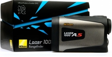 Nikon Laser 1000 AS Waterproof Rangefinder