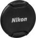 Nikon LC-N62 Snap On Front Lens Cap Black