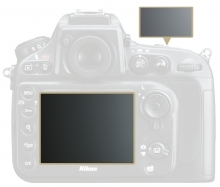 Nikon LP-SD800 LCD Protective Film For D800 Camera