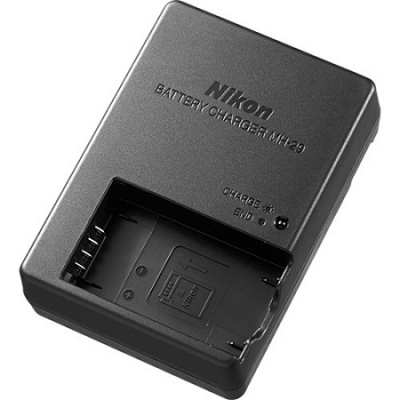 Nikon MH-29 Battery Charger Nikon EN-EL20a Li-Ion Battery