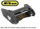 Nikon MS-41 CR123A Battery Holder For F6 Camera