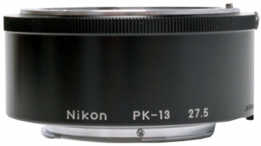 Nikon 27.5mm PK-13 Auto AI Extension Tube