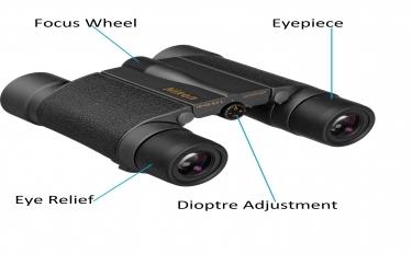 Buy 163 449 Nikon Premier Lx L 10x25 Wp Roof Prism Binoculars