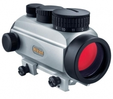 Nikon Monarch Red Dot Reflex Sight VSD 1x30 Silver