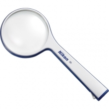 Nikon S1-8D 2x Round Reading Magnifier Blue