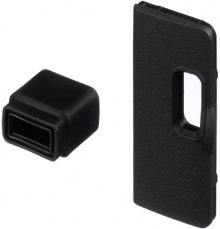 Nikon UF-3 Connector Cover For Stereo Mini Plug Cable