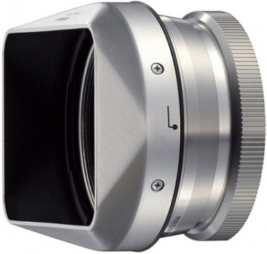 Nikon UR-E24 Filter Adapter and HN-CP18 Lens Hood Set Silver