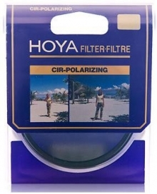 Hoya 52mm Circular Polarizing Glass Filter
