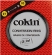 Cokin 67-62mm Step-Down ring lens to filter