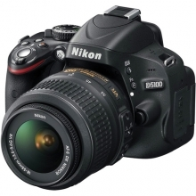 Nikon D5100 Digital 16.2MP SLR Camera Body