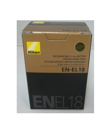 Nikon EN-EL18 Rechargeable Li-ion Battery For D4 SLR Camera