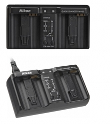 Nikon MH-22 Dual Battery Charger for the EN-EL4 & EN-EL4a Batteries