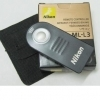 Nikon ML-L3 Remote For Nikon D Series Camears