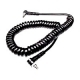 Nikon SC-15,  3 feet Coiled Sync Cord PC Male to PC Male