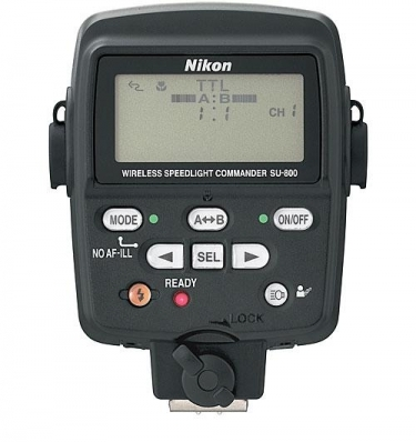 Nikon SU-800 Wireless Speedlight Commander