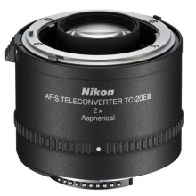 Nikon AF-S TC-20E III Teleconverter Mark 3 Manual Focus