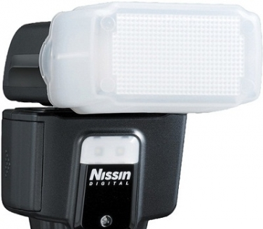 Nissin i40 Compact Flash For Sony Cameras With Multi Interface Shoe