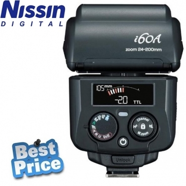 Nissin i60A Flashguns For Fuji