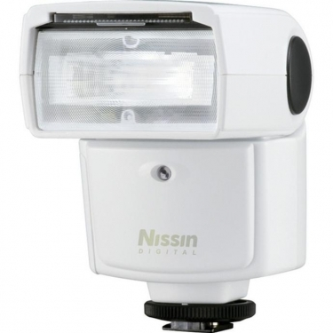 Nissin Speedlite Di466 Flashgun For Four Third 4/3 Mount White