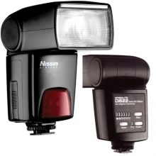 Nissin Di622 Digital Flash for Canon EOS TTL II Camera