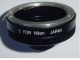 Ohnar CMount to Nikon Ai F Mount Adapter