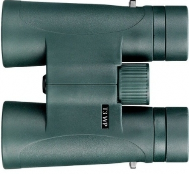 Opticron 10x42 T3 Trailfinder Roof Prism Binoculars (Green)
