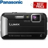 Panasonic DMC-FT30 Camera Black