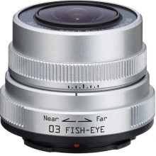 Pentax 3.2mm F5.6 Q 03 Fish Eye Lens For Q Cameras