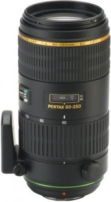 Pentax SDM DA* 60-250mm f/4 ED Autofocus Telephoto Zoom Lens