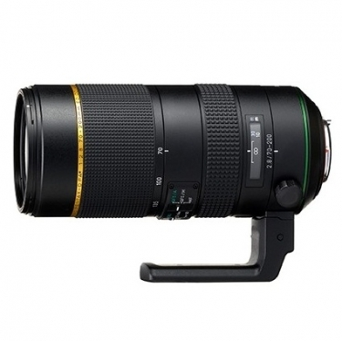 Pentax HD D FA 70-200mm F2.8 ED DC AW Lens With Case