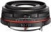 Pentax High Definition DA 21mm F3.2 AL Limited Lens (Black)