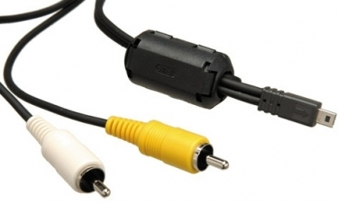 Pentax I-AVC7 A/V Audio Video Cable For Optio  Digital Cameras