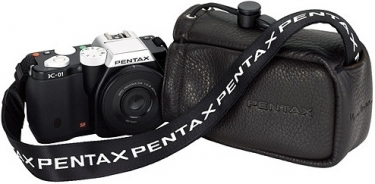 Pentax Marc Newson O-CC120 Leather Bag For K-01 Camera