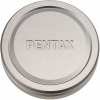 Pentax Lens Cap For 35mm F2.8 Macro Limited Lens Silver