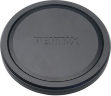 Pentax O-LW65A Lens Cap For HD DA 20-40mm f/2.8-4 Limited DC WR Lens