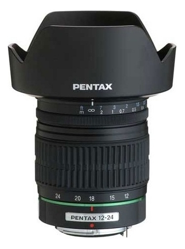 Pentax PH-RBI 77mm Lens Hood For DA 12-24mm f/4 ED AL Lens