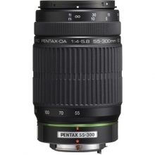Pentax SMC PDA 55-300mm F/4.0-5.8 ED AF Telephoto Zoom Lens