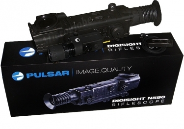 Pulsar Digisight N550 Digital Night Vision Weapon Scope Kit