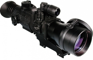Pulsar Phantom 4x60 MD Photonis XD-4 ONYX Night Vision Weapon Scope