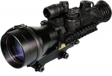 Pulsar Phantom 4x60 MD Photonis XR-5AG Night Vision Weapon Scope
