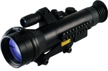 Pulsar Sentinel 4x60 Russian Generation 2+ Night Vision Weapon Scope